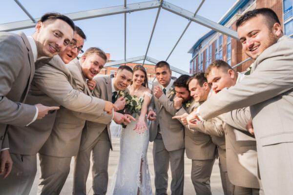 Marissa and Zac Bridal Party-5